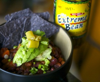 The Extreme Bean Caesar Inspired Chili