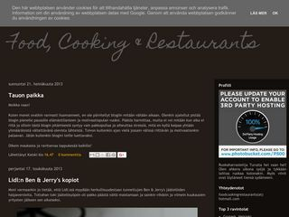 Food, Cooking & Restaurants