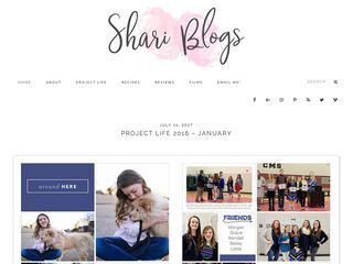 shari blogs