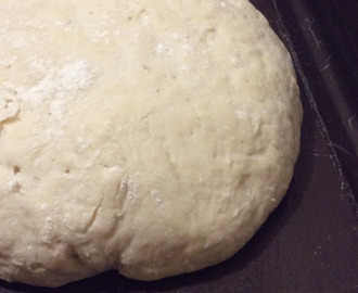 Homemade Pizza Dough     Ingredients 2 cups warm water 1 package...