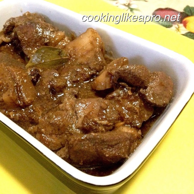 Pork Asado Filipino Recipe