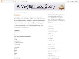 A Vegan Food Story