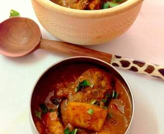 Claypot  Sri Lankan Fish Curry With Mango