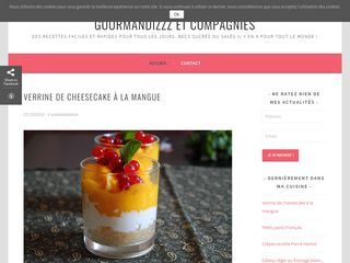 Gourmandizzz et compagnies