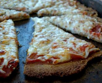 Paleo Thin Pizza Crust