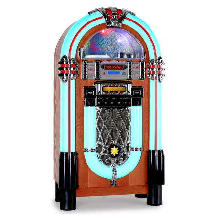Graceland-XXL jukebox USB SD AUX CD FM/MV