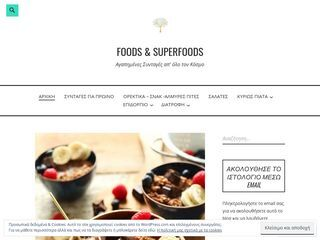 Foods & Superfoods