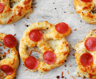 Pizza Pretzels