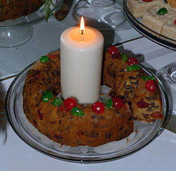 Christmas Treat - Fruitcake