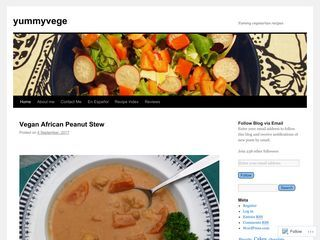 yummyvege | Yummy vegetarian recipes