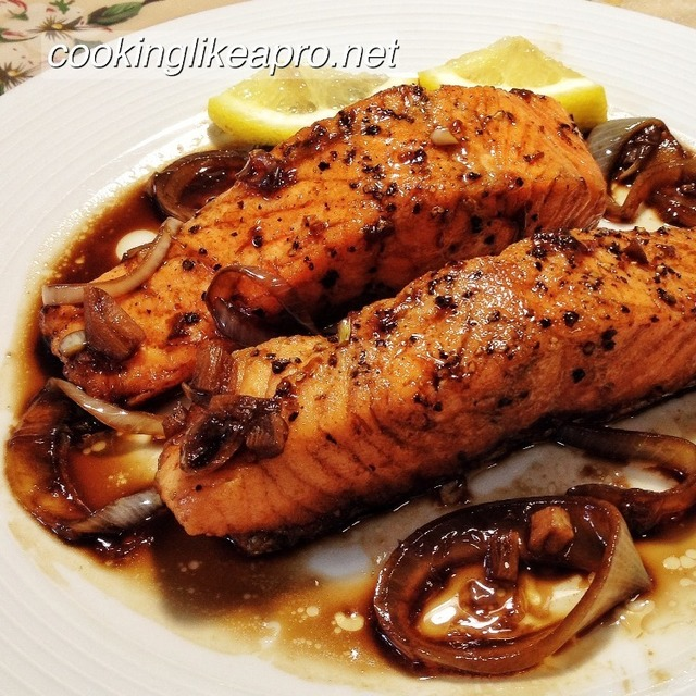 Fish Steak Recipe