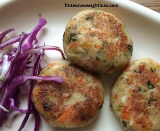 Vegetable Kabab With Cottage Cheese Recipe