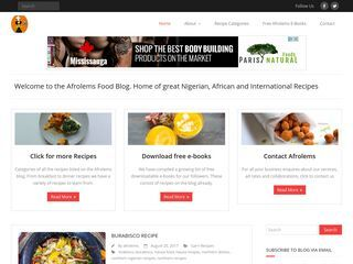 Afrolems - Nigerian Food Recipes - African Recipes