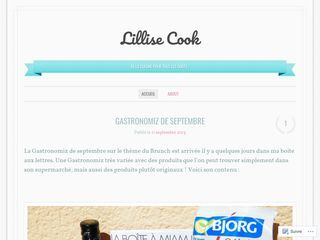 Lillise Cook