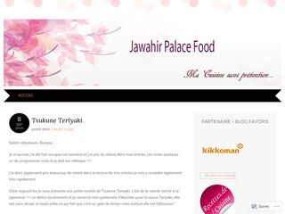 Jawahir Palace Food