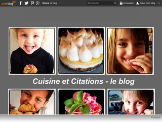 Cuisine et citations