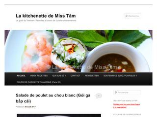 La kitchenette de Miss Tâm