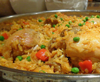 Another Arroz con Pollo
