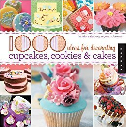 1,000 Ideas for Decorating Cupcakes, Cookies & Cakes                        Flexibound                                                                                                                                                                             – November 1, 2010