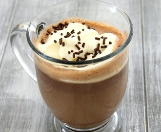 Hot chocolate recipe | How to make homemade hot chocolate