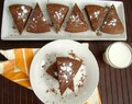 Low Carb Melt-In-Your-Mouth Chocolate Brownie Cake