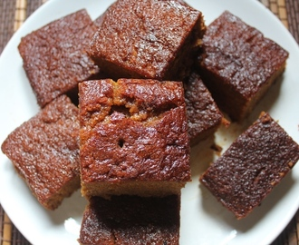 Super Moist Gingerbread Cake Recipe - Gingerbread Snacking Cake Recipe