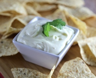 Easy Queso Blanco Dip