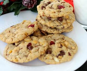 Chocolate Chip Cookies Good Enough For Santa