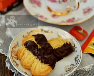 Melt-in-your-mouth Viennese Biscuits