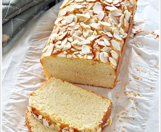 Apple and Almond Cake 苹果杏仁蛋糕