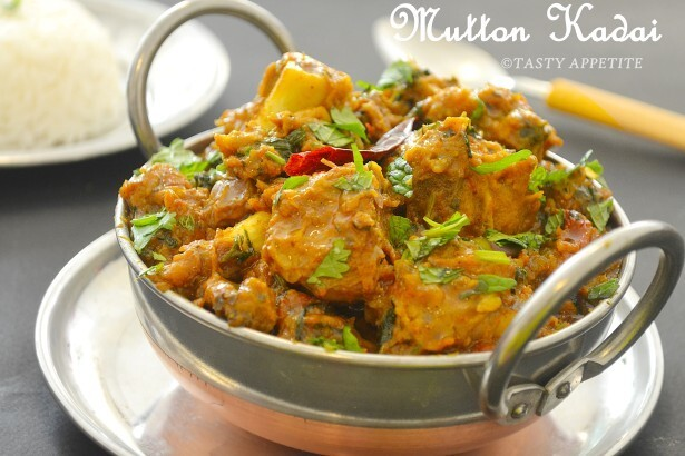 Kadai Mutton Recipe / Mutton Kadai / Kadhai Gosht / Mutton Recipes