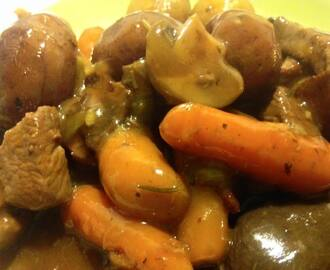 Simple and comforting- Weekend Beef Stew