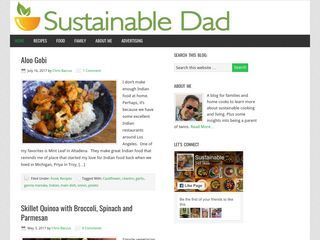 Sustainable Dad