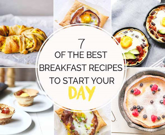 7 surprising breakfast recipes