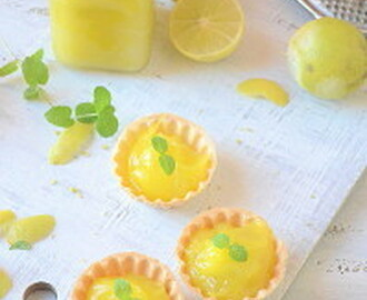 Eggless Lemon Curd Recipe