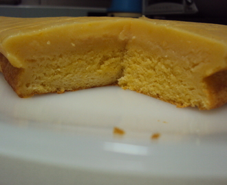 Tangerine Magic Cake