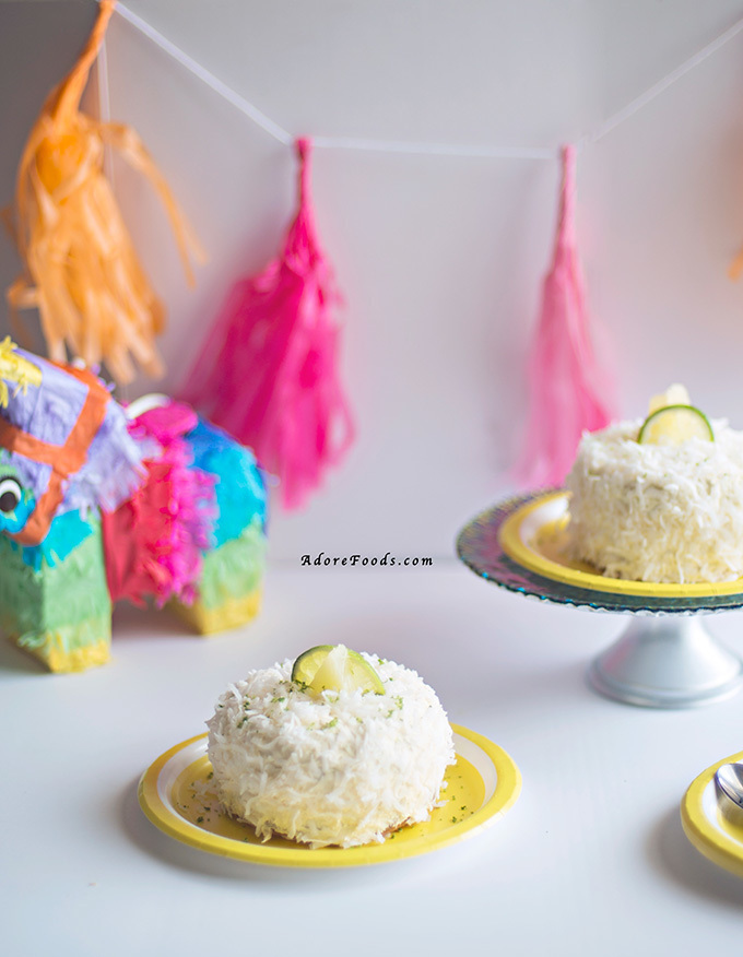 easy pina colada cake recipe