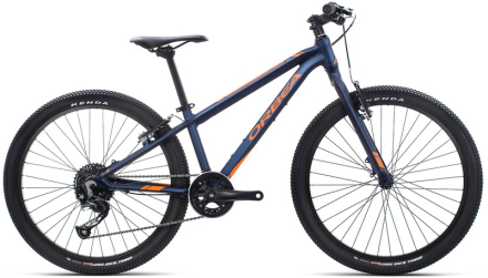 "ORBEA MX Team Juniorcykel Barn 24"" blå 24"" 2019 Barncyklar 24''"