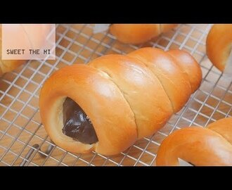 Chocolate Cornets 🍫 [FOOD VIDEO]  [스윗더미 . Sweet The MI]