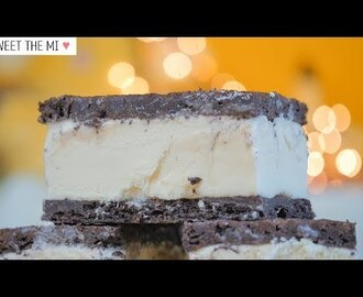 Brownie ice cream sandwich [FOOD VIDEO]  [스윗더미 . Sweet The MI]