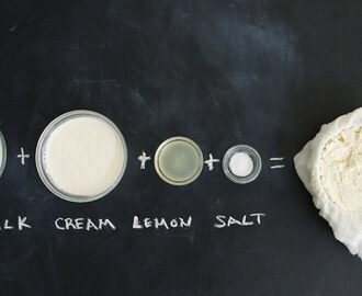 How To Make Homemade Ricotta In Under an Hour - Kitchen Conundrums with Thomas Joseph