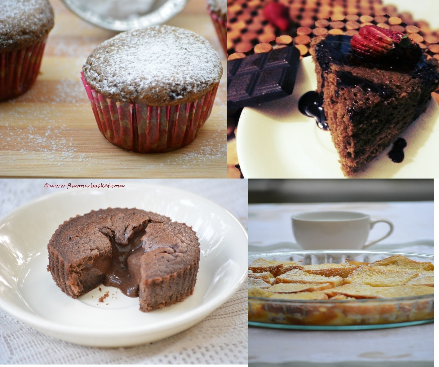 11 Phenomenal Vegetarian Desserts & Cakes For the Holidays and New Year !