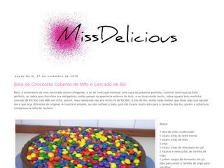 Miss Delicious