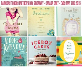 Raincoast Books Mother's Day #Giveaway