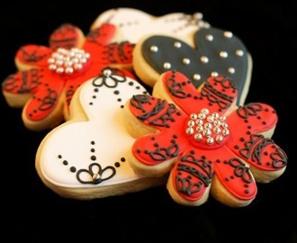 Making Cookie Decorating Easier (with color) . . . Works for Me Wednesday