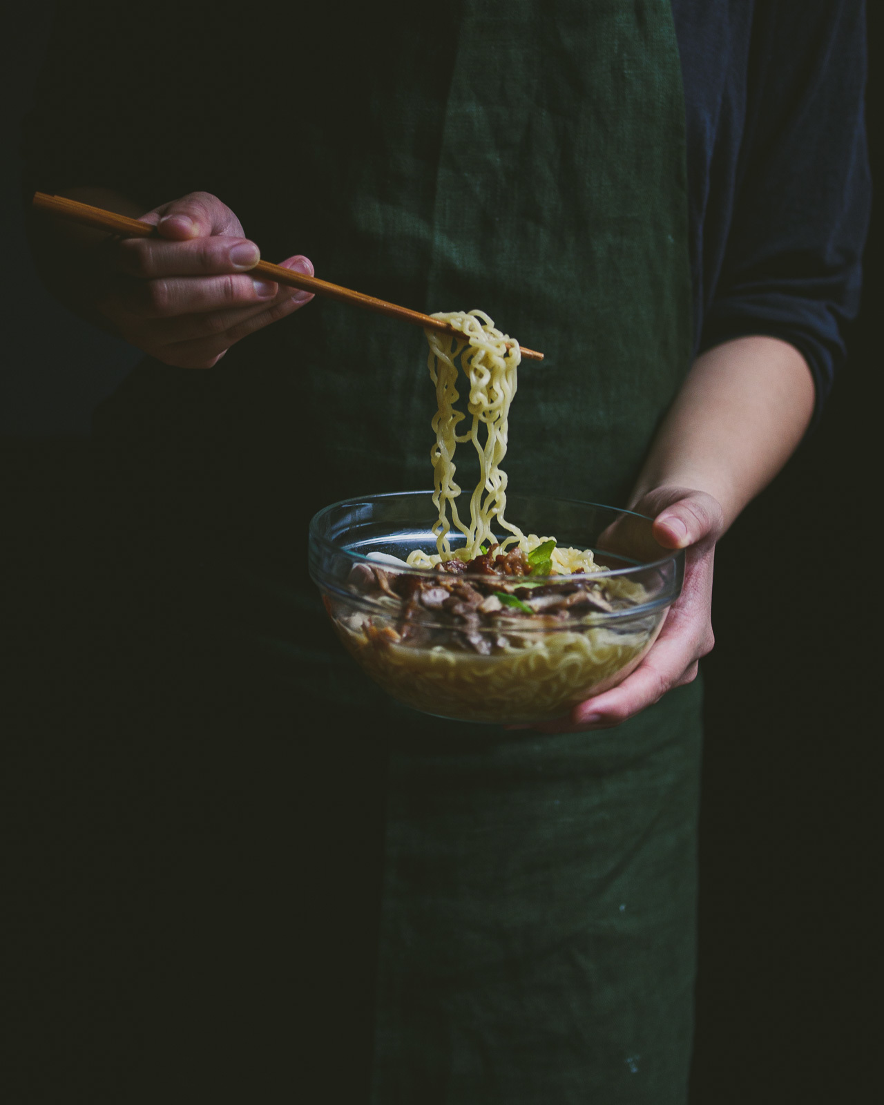 Duck Bone Broth Ramen