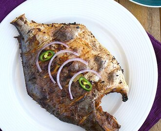 Spicy Grilled Fish (Video)