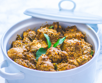 Chettinad Chicken curry : GMT