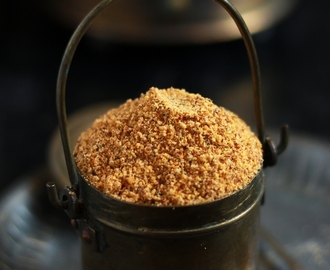Kollu podi recipe | Horsegram powder recipe