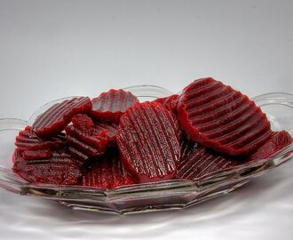 Boiled Beets Recipe